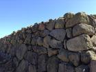 ■雲仙の棚田も畑もこうした石が積まれています。先人の汗を無にせぬように、これからを考える。10月31日雲仙のフォーラムで会いましょう。