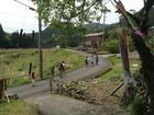 ■観光客に人気!奈良県十津川村谷瀬の「ゆっくり散歩道」