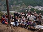 ■奈良県十津川村谷瀬「ゆっくり体験」参加の皆さん