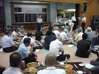 若桜分科会+夜なべ談義