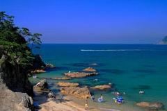 iwami海岸鮮やか