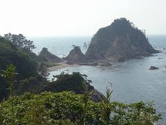iwami海岸線