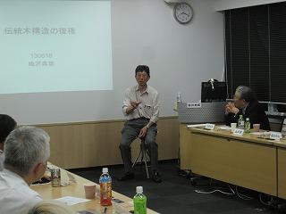 2013・6・18梅沢さんさろん
