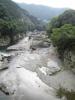 吉野川・宮滝