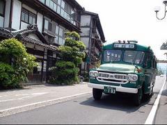 岩美町ボンネットバス