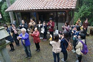 十津川村谷瀬モニターツアー2014.11.7