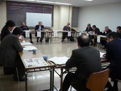 学会鳥取2月23日フォーラムキックオフ会議