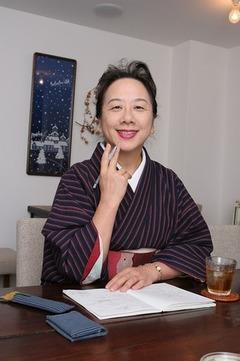 NPOスローライフ・ジャパン野口智子事務局長