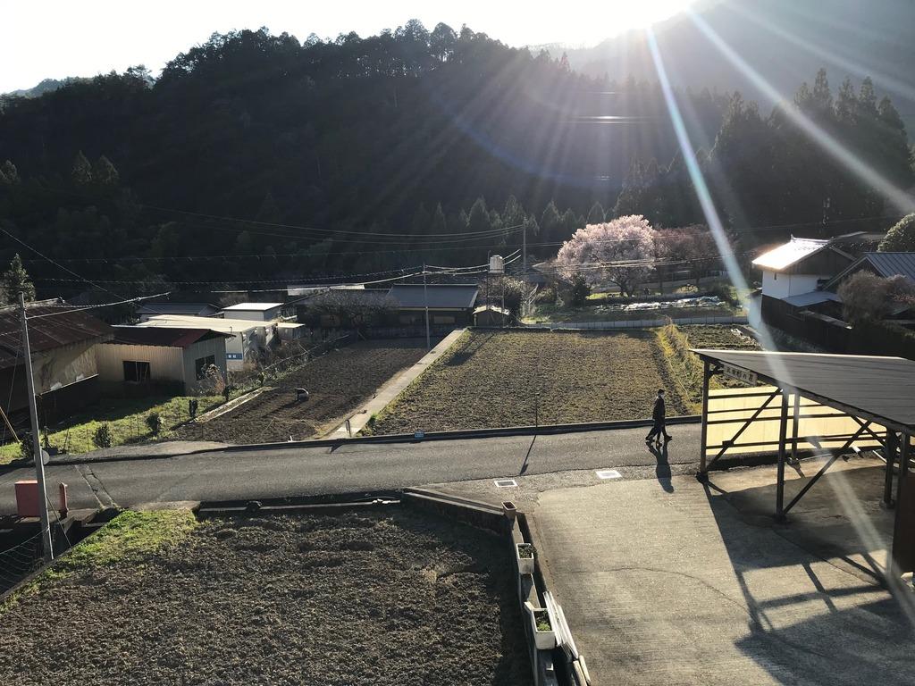 十津川村、谷瀬の今