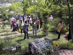 寺子屋ガーデンデザイン学習